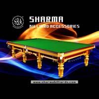 Snooker Table (SBA001)