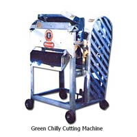 Green Chilli Cutting Machine