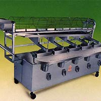 Lemon Grading And Cutting Machine