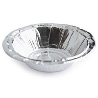 Silver Paper Bowls