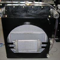 Forklift Radiator Cum Oil Cooler Assembly