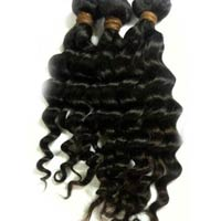 Deep Wavy Hair Extensions