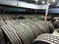 Used Truck Tyres