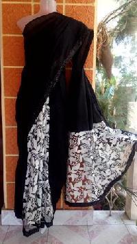 Ladies Silk Embroidered Sarees
