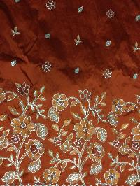 African Embroidered Fabric