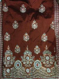 Embroidered Dress Fabric