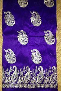 Indian Georgette Silk Fabric