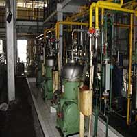 Oil Mill Plant