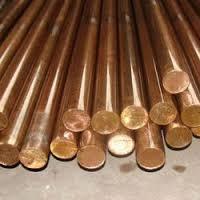 Phosphor Bronze Round Bar