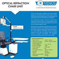 Optical Refraction Chair Unit