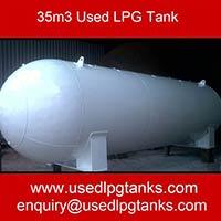 35m3 Used Lpg Tank