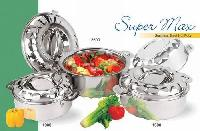 Stainless Steel Insulated Hot Pot Casserole