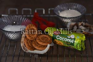 Coconut Delight Biscuits