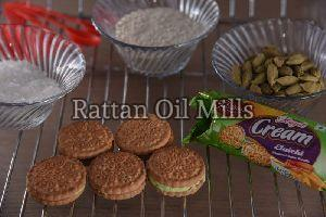 Royal Cream Elaichi Biscuits