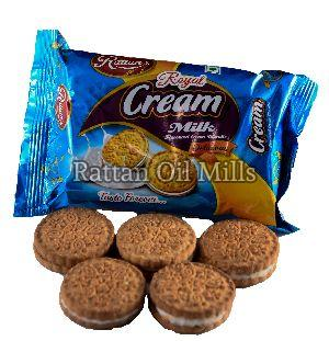 Royal Cream Milk Biscuits