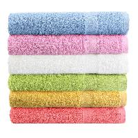 Plain Dyed Towel