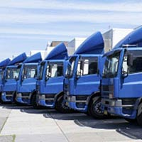 Ground Freight Forwarding