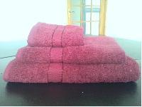 Alaska Dobby Piece Dyed Towels, Yarn Dyed Dobby Terry Towels