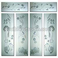 Designer Glass Panels
