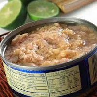 canned tuna fish in oil