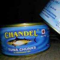 chandel tuna fish in oil
