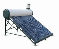 Non Pressurized Solar Water Heater System