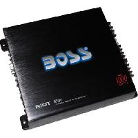 Mosfet Power 4-channel Amplifier