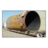 Rubber Lining For Chemical Storage Tank