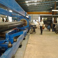 Pipe Hydro Testing Machine