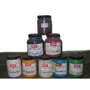 Polyester Resin Pigment