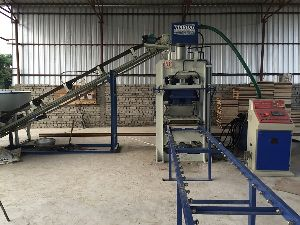 Fully Automatic Fly Ash Bricks Making Machine (NH-1004)
