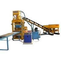 Fully Automatic High Pressure Fly Ash Brick Machine