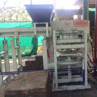 Manual Fly Ash & Paver Block Making Machine