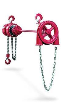 Extended Handwheel Hand Chain Hoist