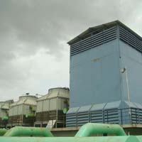 Acoustic Enclosure For Cooling Tower