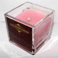 Rose Fragrance Candle
