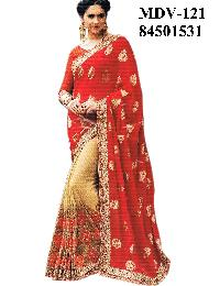 Fancy Designer Half Saree