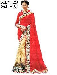 Fancy Designer Indian Bollywood Saree