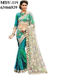 Heavy Fancy Designer Half Saree
