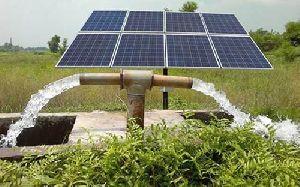 Solar Water Pump System