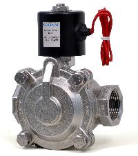 2 Way Diaphragm Type Solenoid Valve