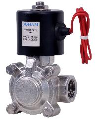 Diaphragm Type Pilot Operated Solenoid Valve