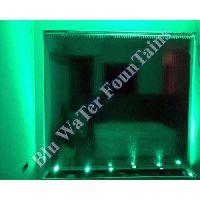 Indoor Glass Wall Fountain