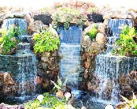 Landscape Waterfalls Outdoor Fountain