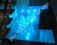 Lighted Bell Indoor Fountain