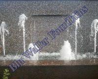 Outdoor Waterfall Fountain