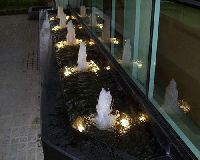 Pool Outdoor Fountain