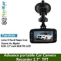 Advance Portable 3.5 Inch Tft Car Camcorder