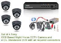 Night Vision Cctv Camera