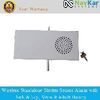 Wireless Standalone Shutter Sensor Alarm
